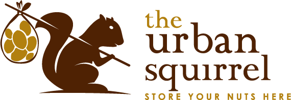 The Urban Squirrel, store your nuts here